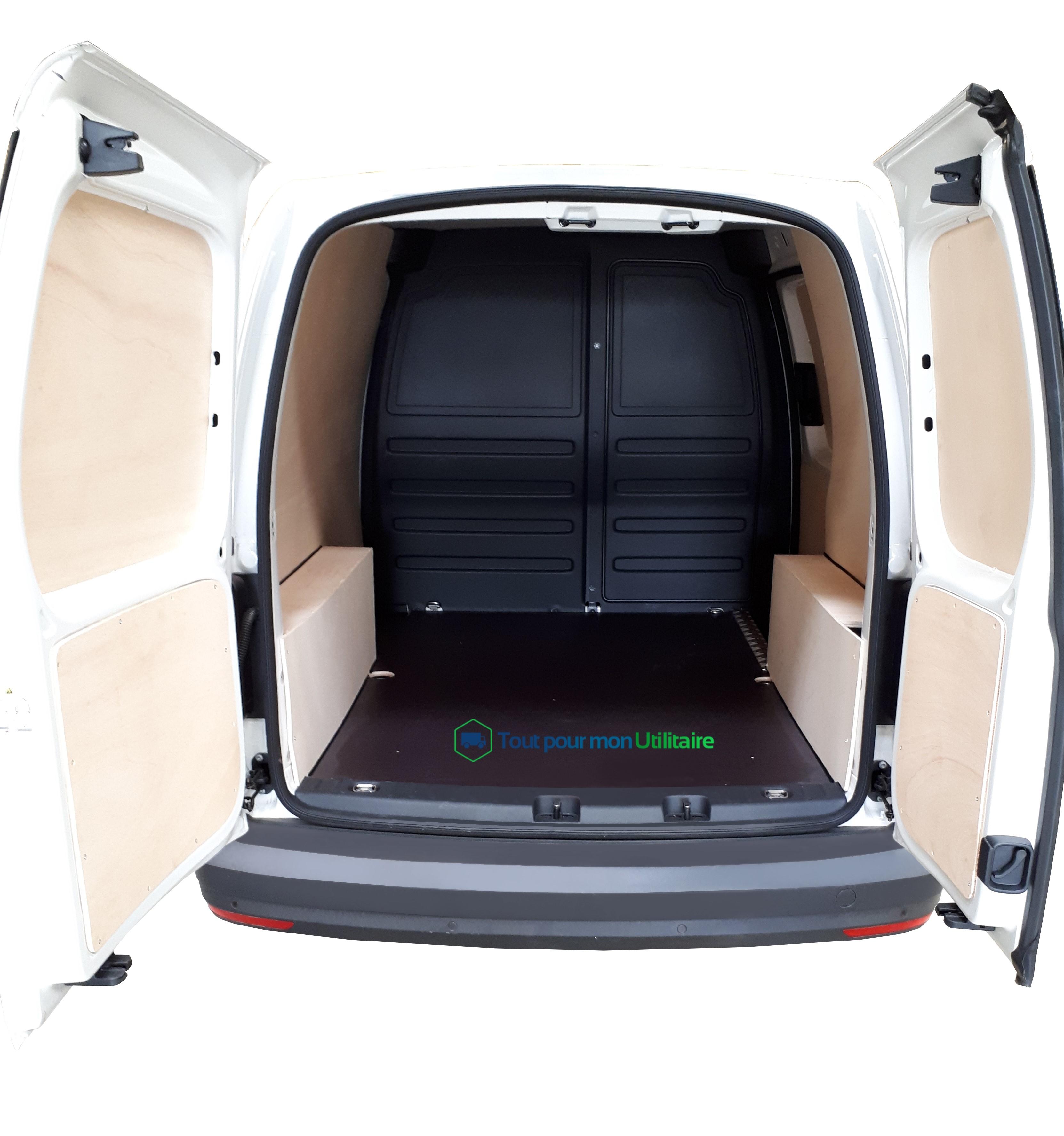 Kit D 39 Habillage Int Rieur Bois Volkswagen Caddy Maxi Van 2 Plc Tout Pour Mon Utilitaire