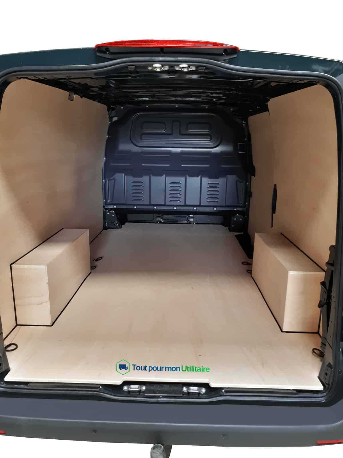 kit dhabillage intrieur bois mercedes vito compact 2 plc hayon