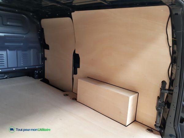 kit dhabillage intrieur bois mercedes vito extra long 1 plc hayon