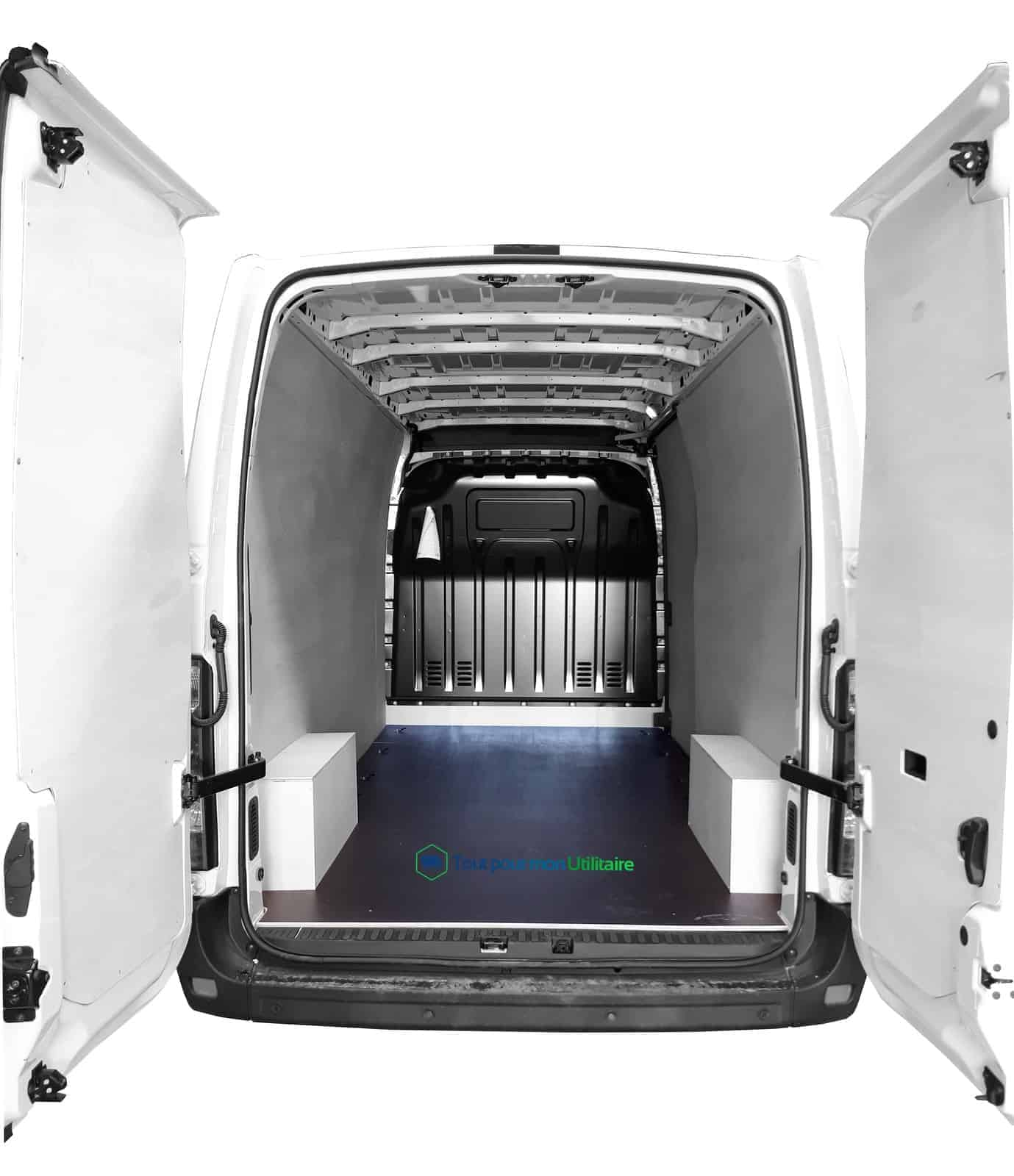 plancher de protection bois renault master l3 2 plc pour v hicule utilitaire. Black Bedroom Furniture Sets. Home Design Ideas