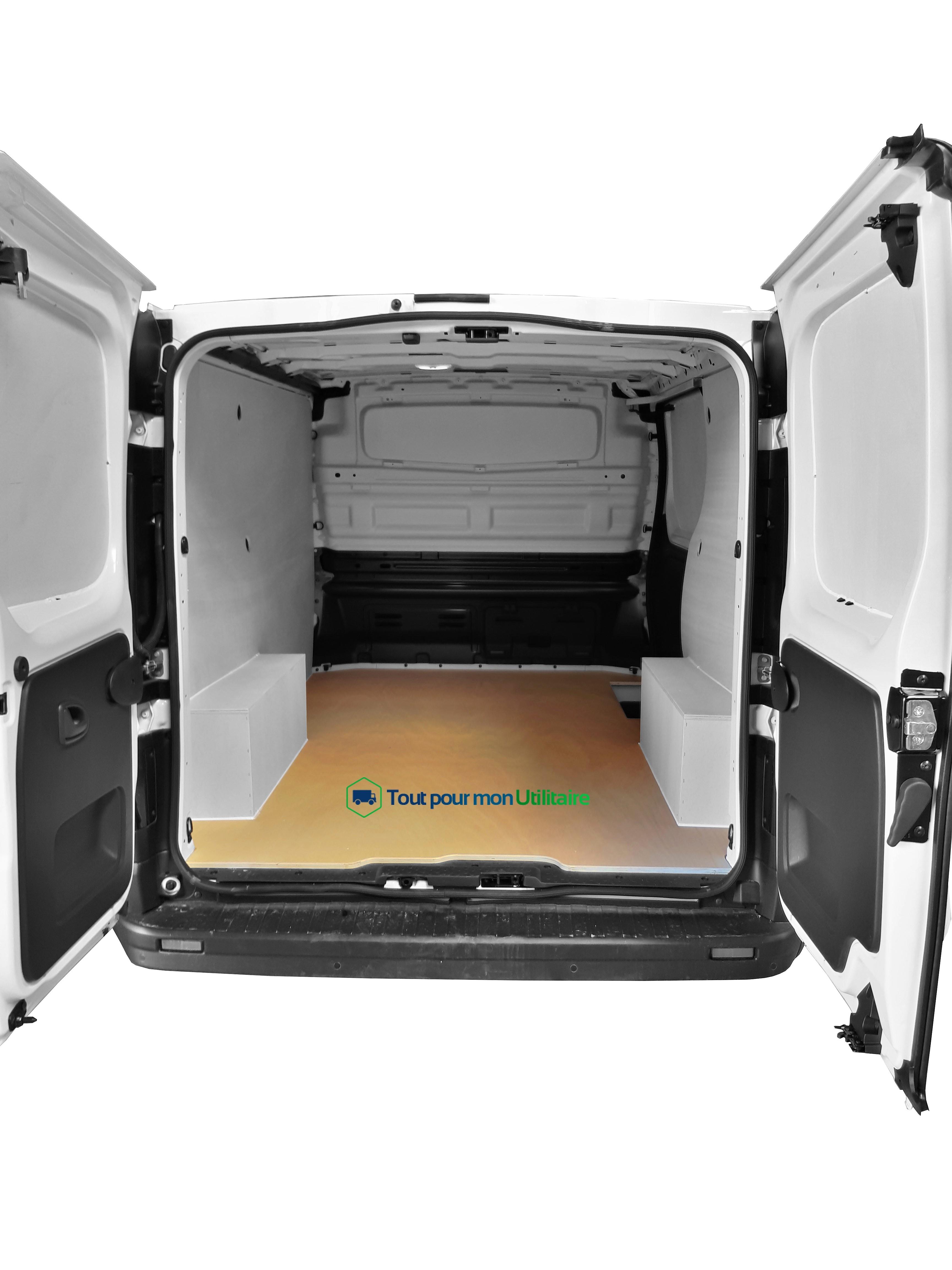 plancher de protection bois renault trafic l2 0 plc. Black Bedroom Furniture Sets. Home Design Ideas